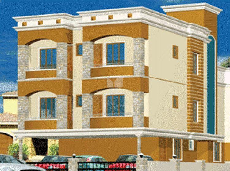 ARRR Ekambara Dafedar Street - Project Images