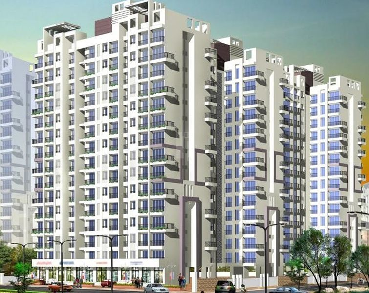 Vikram Rachna Tower - Project Images