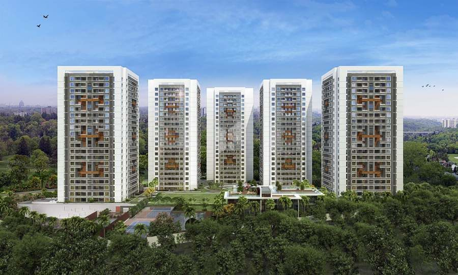 Mittal High Mont - Project Images