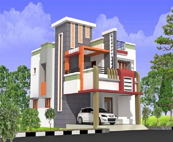 Annai Bharath Saran Vilas Plan 5 - Project Images