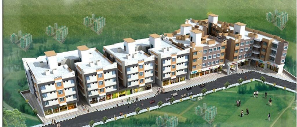 Sai Aashray Phase 2 - Project Images