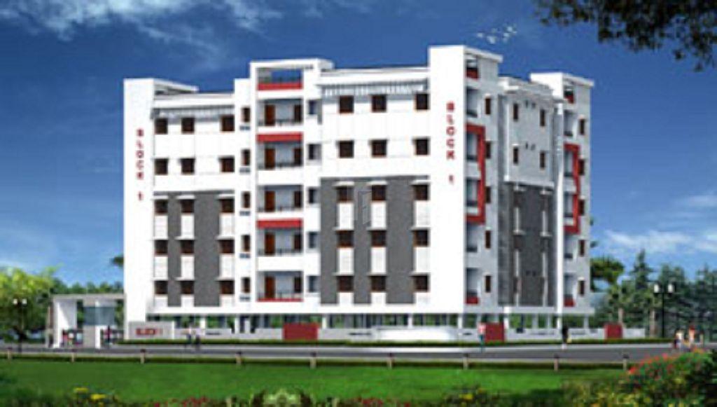 Narmada Apartment - Project Images