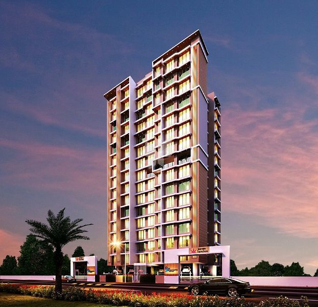 Jayawant Galaxy - Elevation Photo