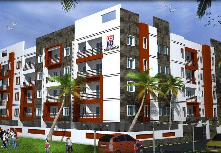DS-MAX Sambaram - Elevation Photo