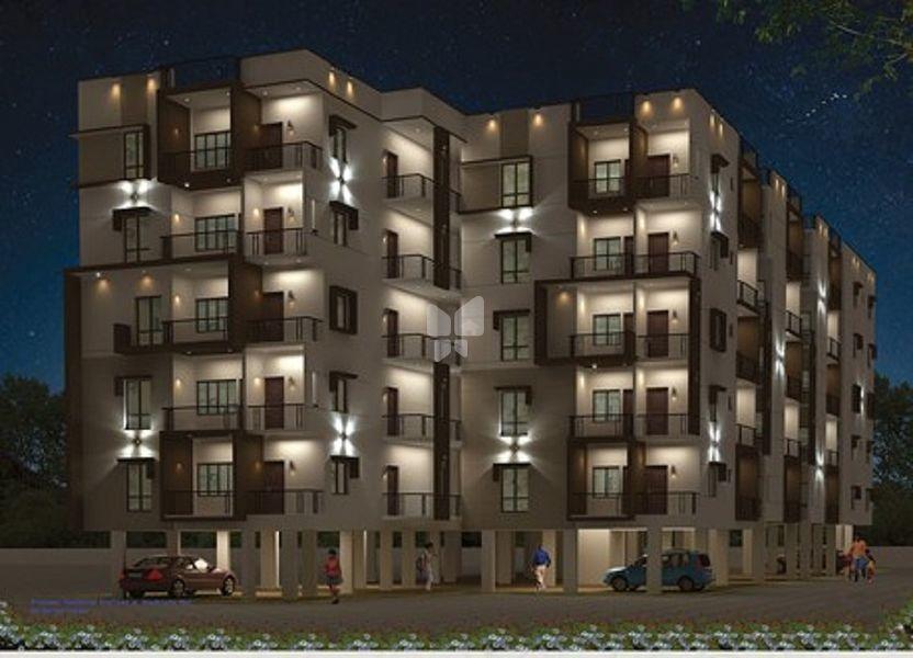 GK Infra Apartments - Elevation Photo
