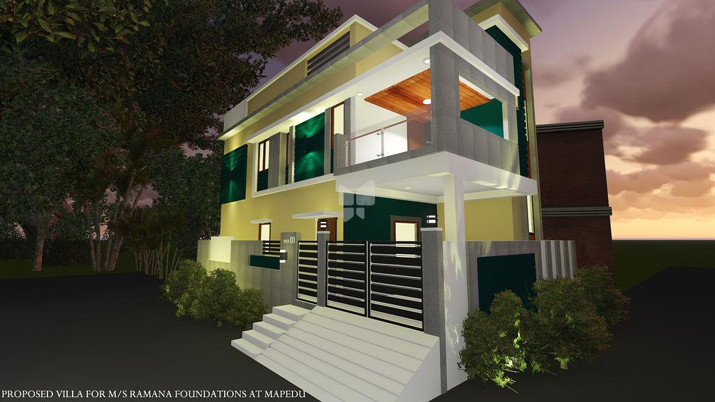 Selaiyur Villa - Elevation Photo