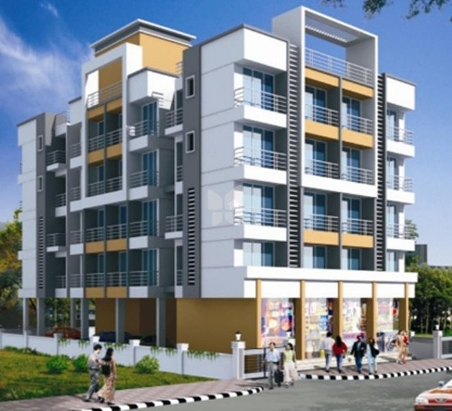 Sai Ganesh Apartment - Elevation Photo