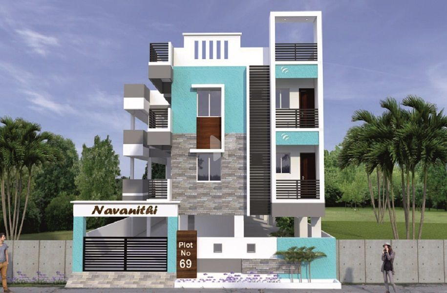 Navanithi Apartments - Elevation Photo