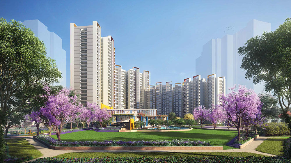 Shapoorji Pallonji Joyville Gurgaon - Project Images