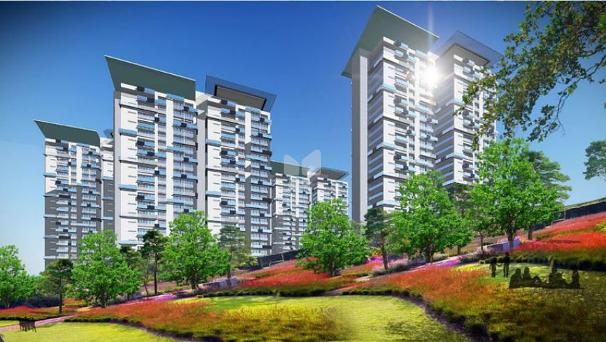 Shriram Panorama Hills Presidential Towers - Elevation Photo