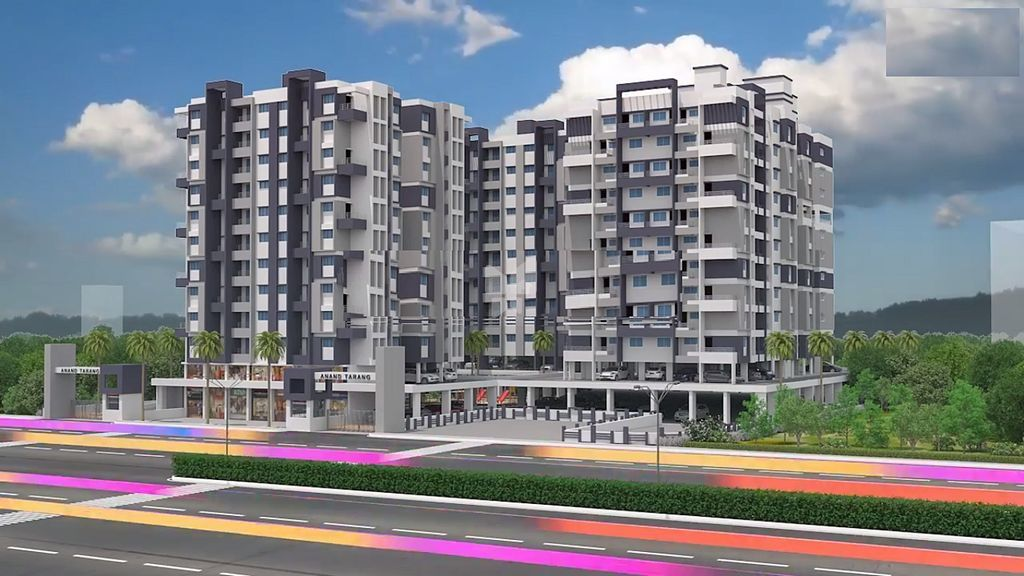 Lunkad Anand Tarang - Project Images