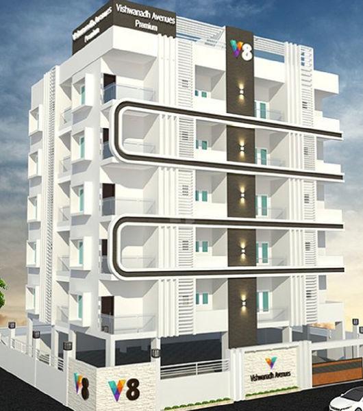 Vishwanadh V8 - Project Images