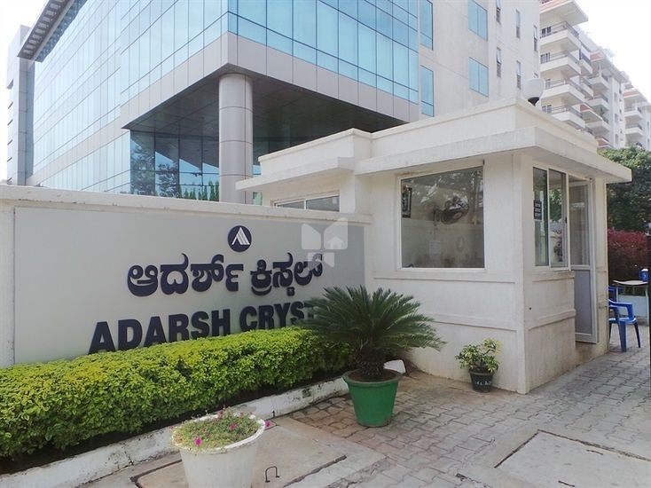 Adarsh Crystal - Elevation Photo