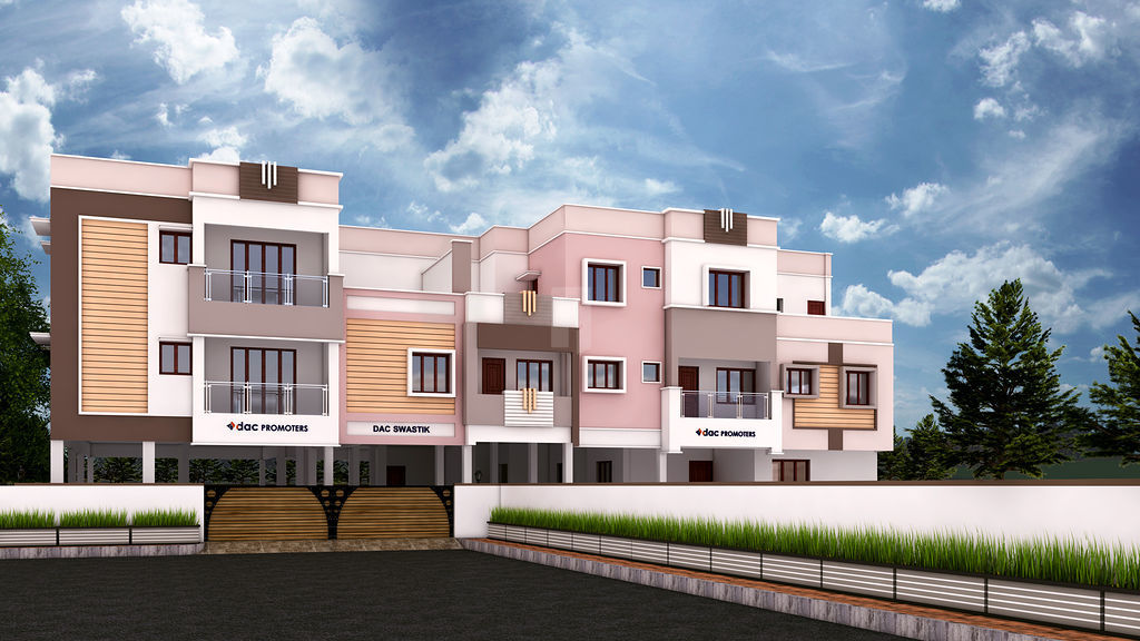 DAC Swastik - Project Images