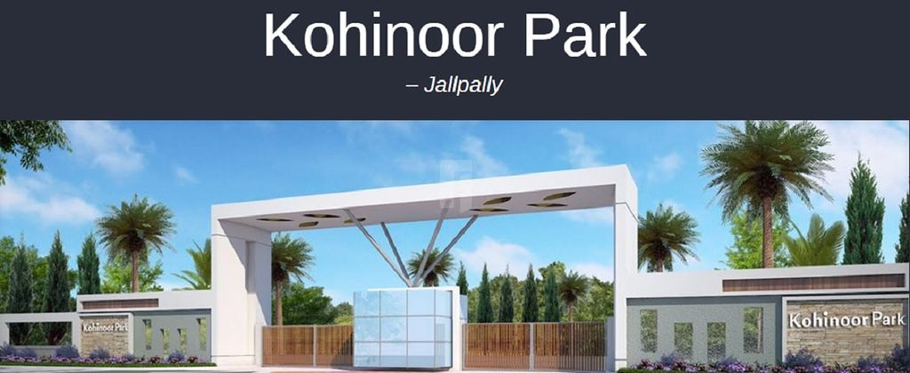 Kohinoor Park - Elevation Photo