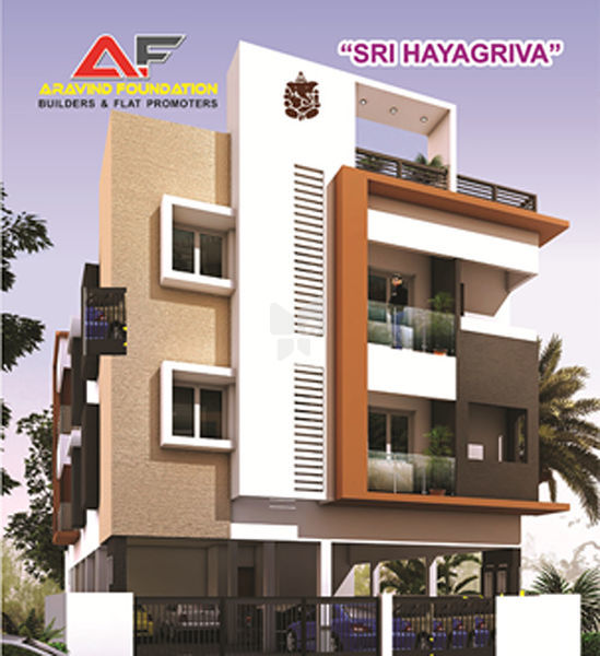 Aravind's Sri Hayagriva - Elevation Photo