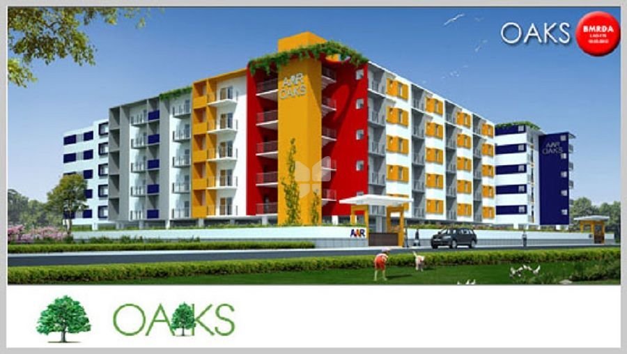 AMR Oaks - Project Images