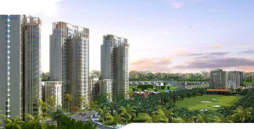 Jaypee Greens Crescent Court - Elevation Photo
