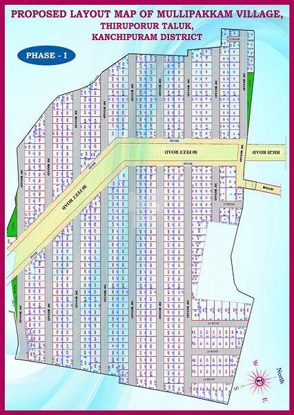 Grand Town - Master Plan
