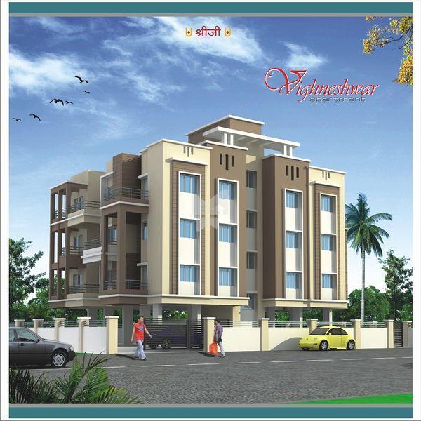 Virtual Vighneshwar Apartment - Elevation Photo