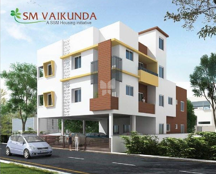 SM Promoters Vaikunda - Project Images