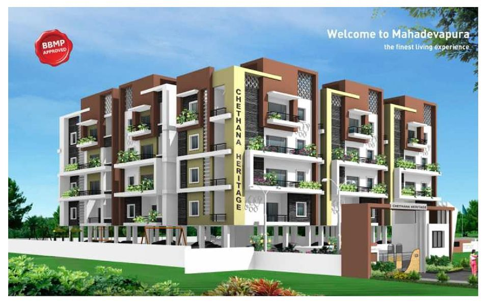 Chetana Heritage - Project Images