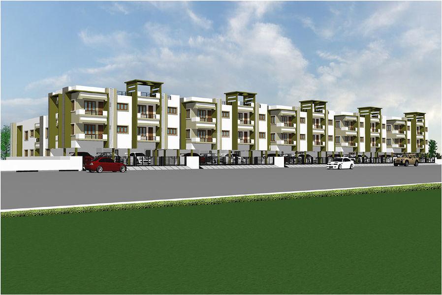 Lakshmi Apartments-Kuberan Nagar - Project Images