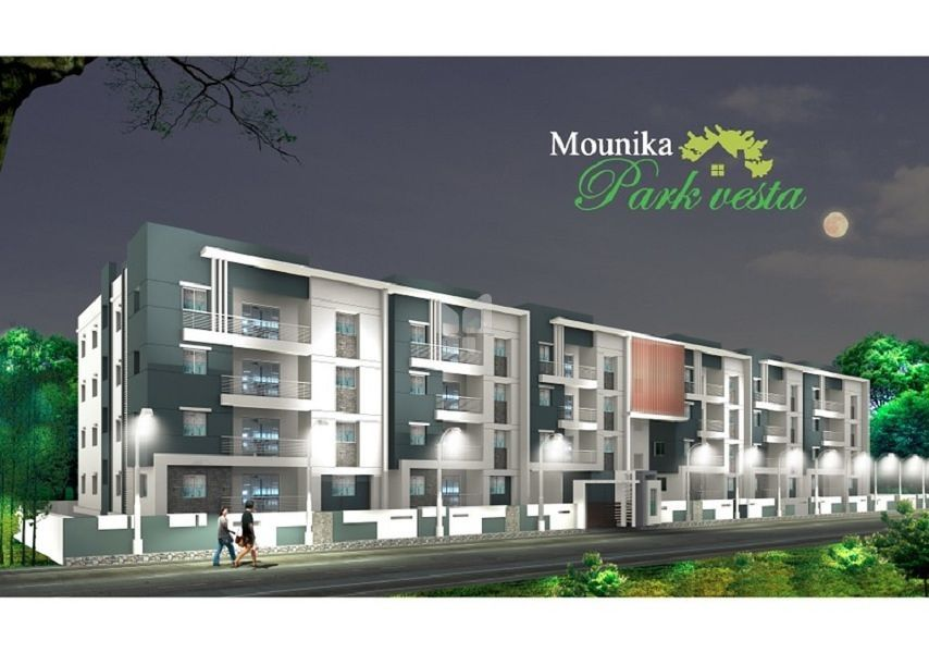 Mounika Park Vesta - Elevation Photo