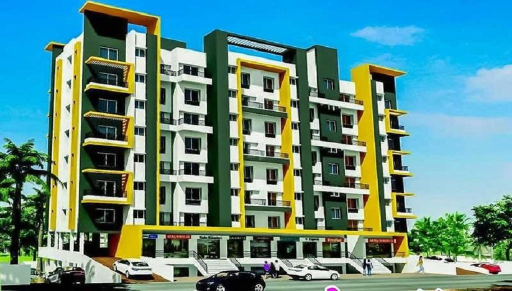 Tarangana Square - Project Images