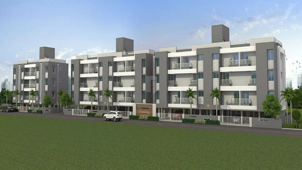 Oswal Namo Panchratna Residency - Project Images