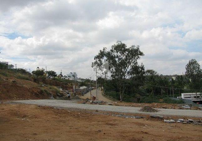 Bhagini Sapthagiri Nagara - Elevation Photo