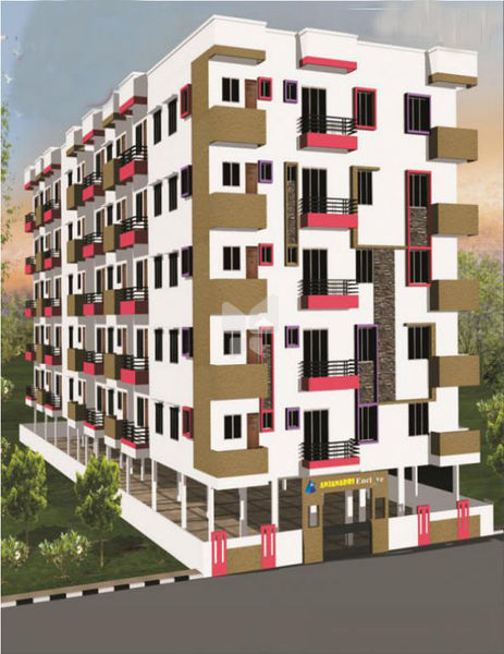 Anjandri Enclave - Elevation Photo