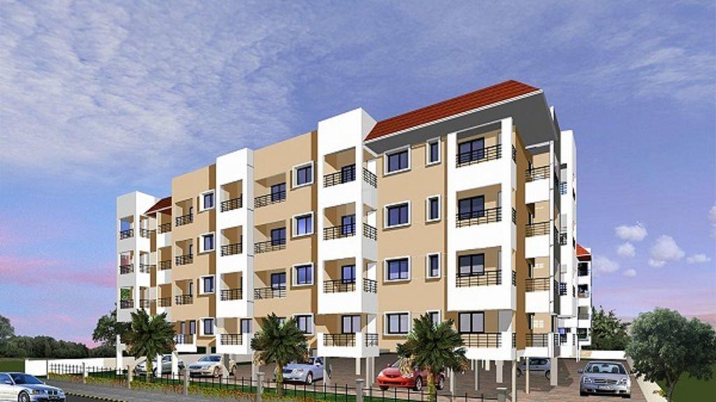 Medha Balaji Apartments - Elevation Photo