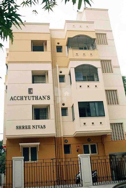 Acchyuthans Shree Nivas - Elevation Photo