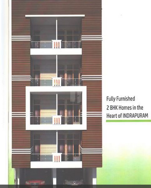 Rise and Miles Krishna Homes - Project Images