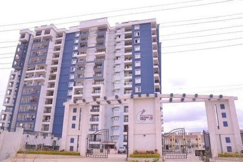 Aratt Divya Jyothi Lake Point Tower - Elevation Photo