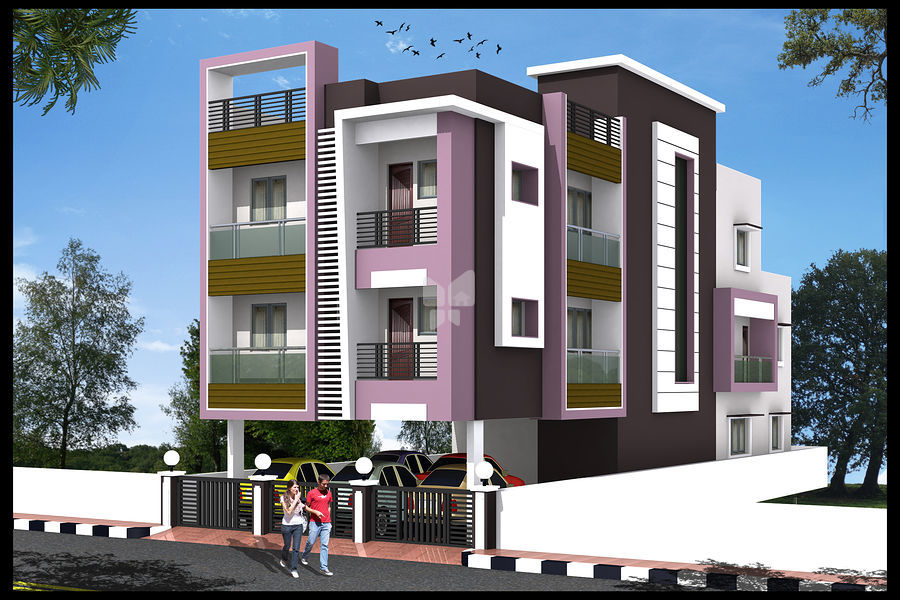 Ashwanth Srivari Flats - Project Images