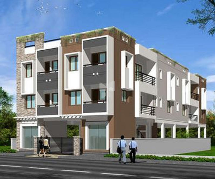Bhuvaneshwari MMTC Colony - Project Images