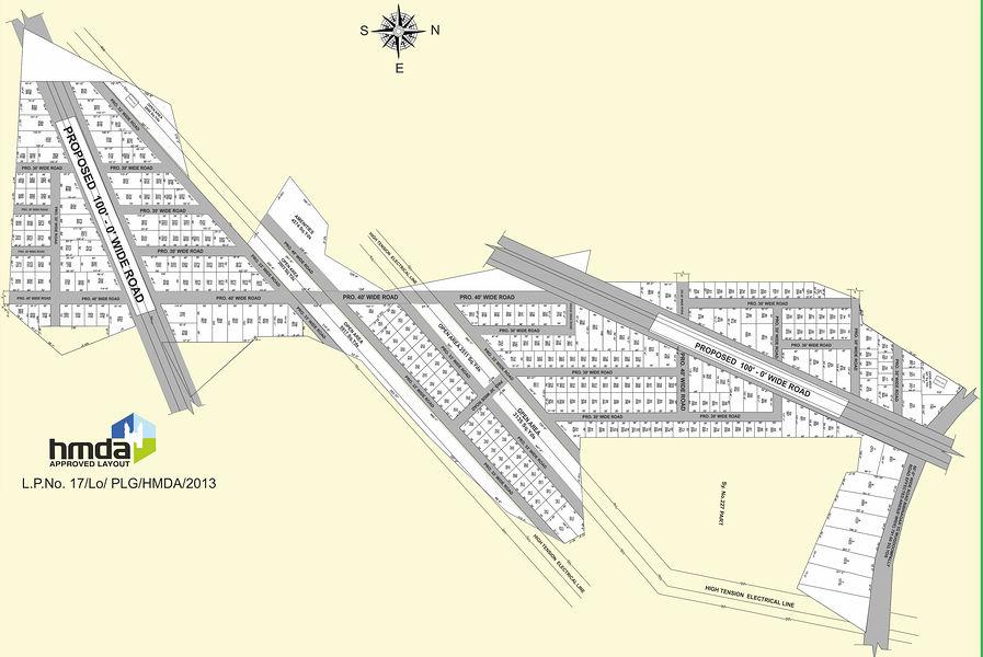 Sandstone Avenue I & II - Master Plans