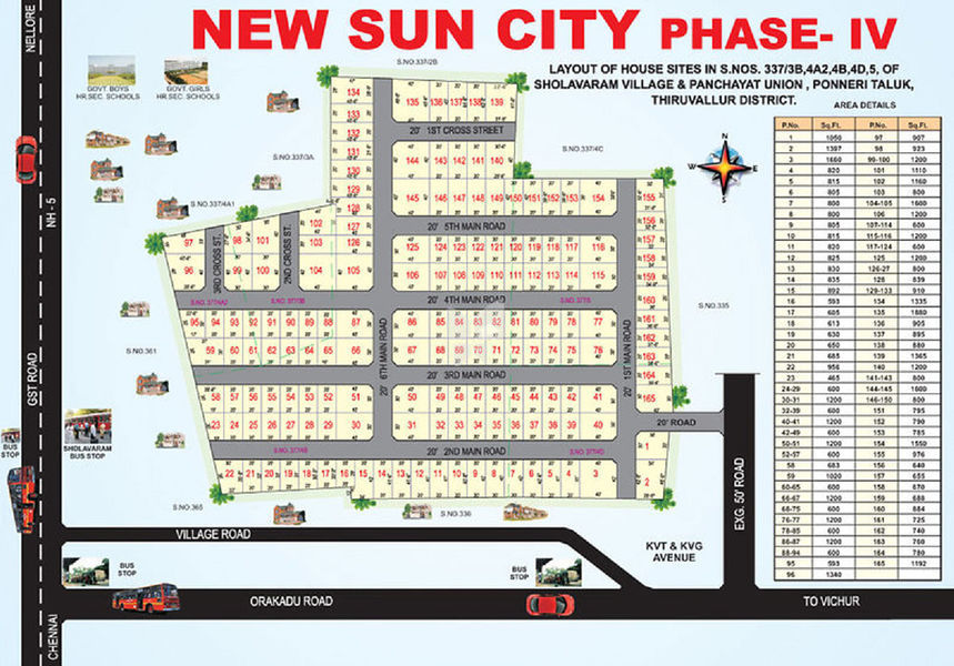 AJE New Sun City Phase 4 - Master Plans