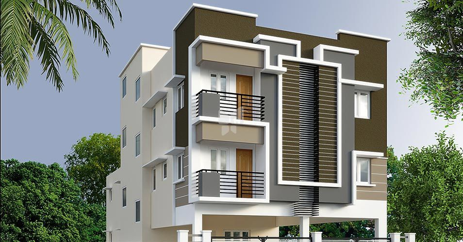 Sumangali Homes Trinity - Elevation Photo