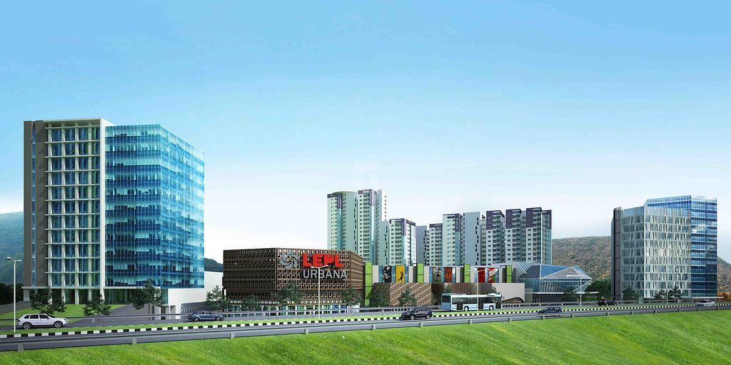 LEPL Mid Valley City - Elevation Photo