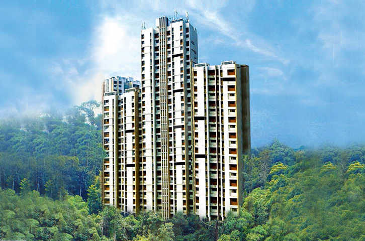 Haware Platinum Tower - Project Images
