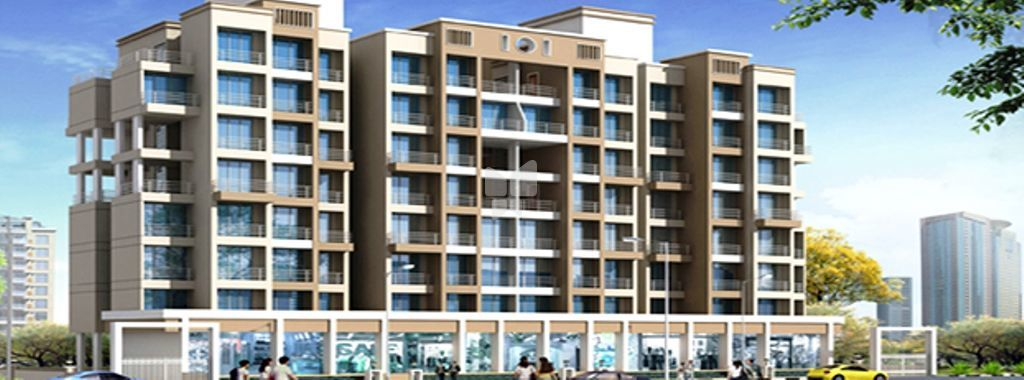 Devkrupa Dev Drishti Complex - Elevation Photo