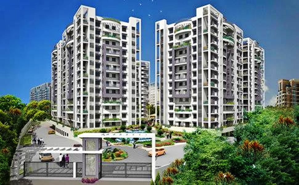 Aloma Olivia Towers - Project Images
