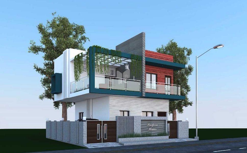 Karan Sea Side Independent Villa - Elevation Photo