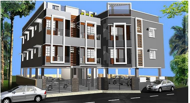 Inforich Yasodha GRB Flats - Project Images