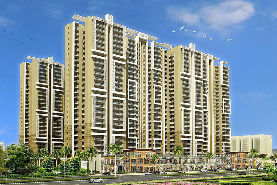Amrapali Crystal Homes - Project Images