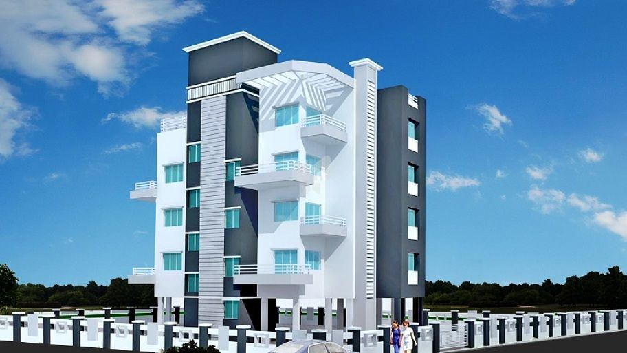 Sankalp Residency - Elevation Photo