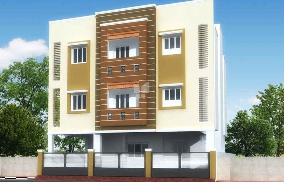 Sri Raghavendra Dream Homes - Elevation Photo